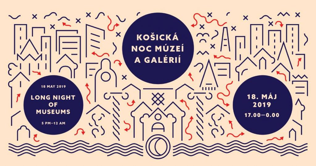 Košická noc múzeí a galérii 2019 – program VSG